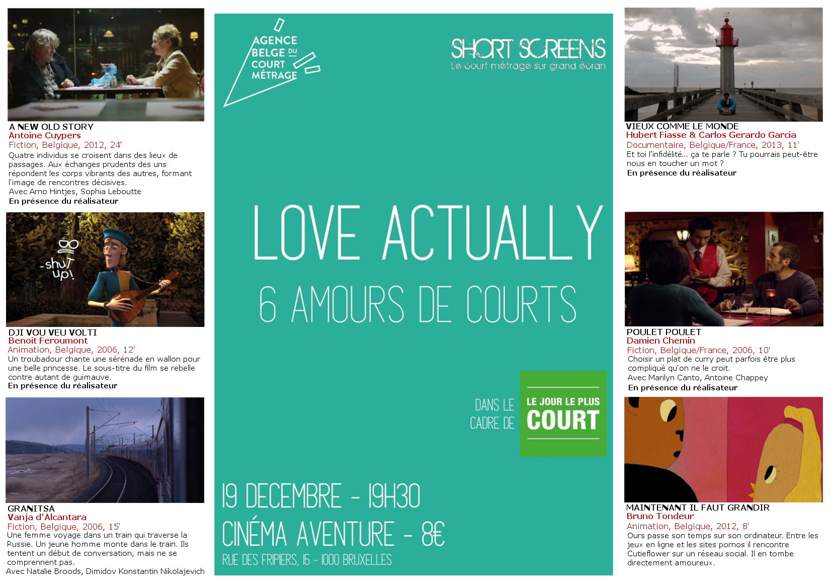A3 - Love Actually JLPC