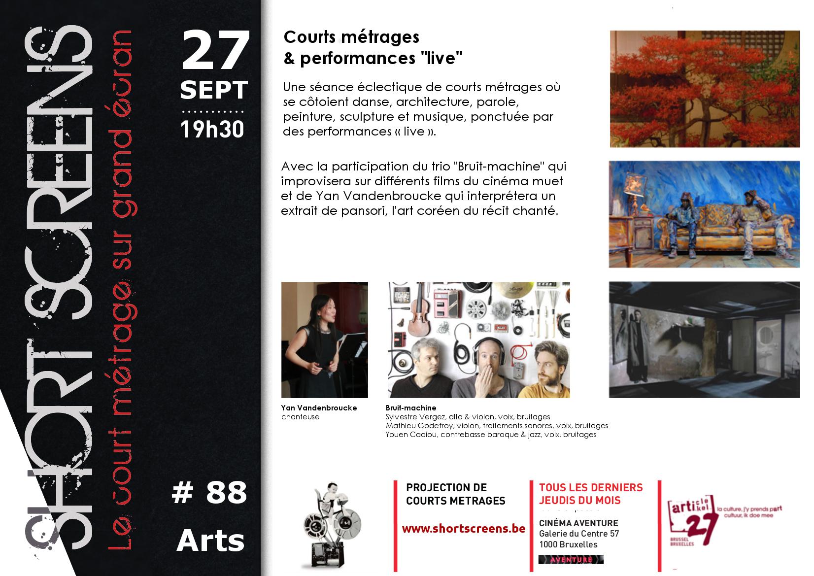 A3- # 88 les Arts+